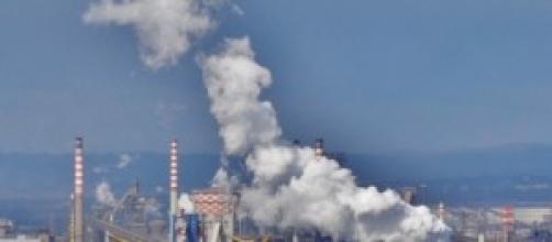 Ilva Taranto, stabilimento siderurgico