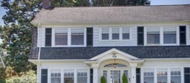 La casa di Laura Palmer in vendita, Twin Peaks