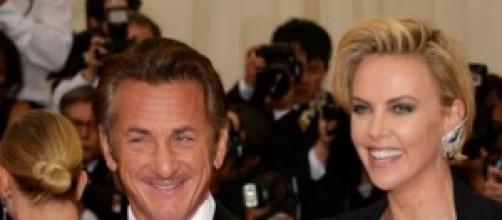 Gala MET 2014: Sean Penn y Charlize Theron