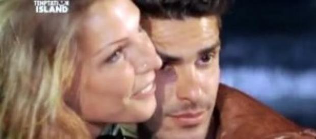 Replica Temptation Island: Cristian e Tara in love