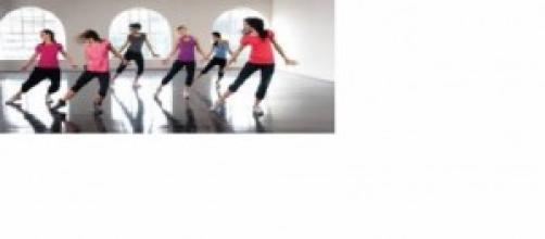Bailar para eliminar grasa.