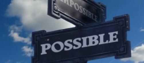 Quando l'impossibile diventa possibile