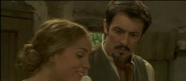 Alfonso tradisce Emilia con Adolfina