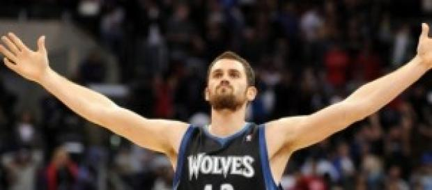 Kevin Love, Minnesota Timberwolves
