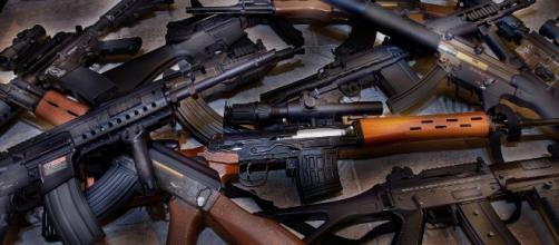 Quand les armes s'expriment en toute liberté