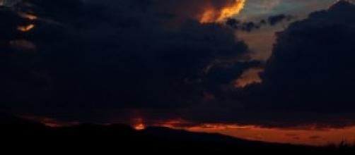 l'horizon flamboyant de Lescar