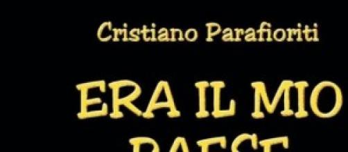 La copertina del libro di Cristiano Parafioriti