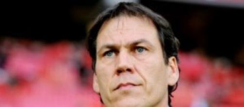 Rudy Garcia: allenatore giallorosso