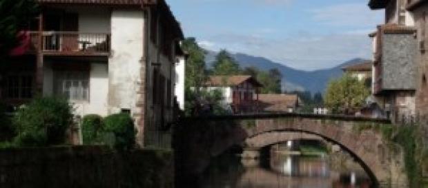 Saint-Jean-Pied-de-Port, Pyrénées Basques