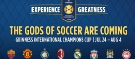 Calendario Guinness International Cup 2014 e tv