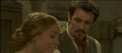 Adolfina continua a provocare Alfonso.