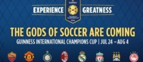 Calendario Guinness International Cup 2014 e tv