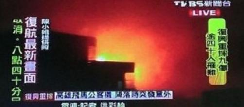 Disastro aereo Taiwan: 51 morti.
