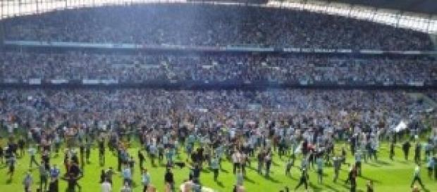 Will there be another City pitch invasion in 2015?