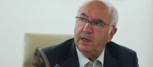 Carlo Tavecchio futuro presidente della Figc