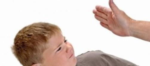 Educazione: le sculacciate e gli effetti negativi