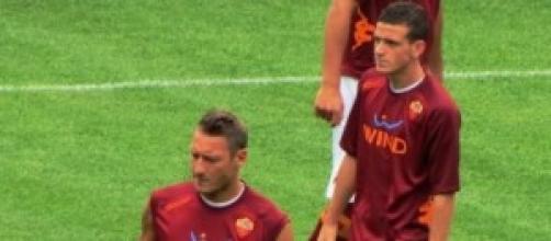 Partita di lusso per la Roma contro il Manchester.