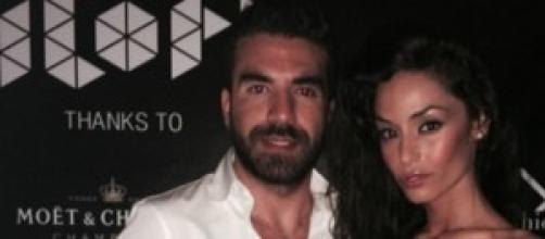 Raffaella Fico e Gianluca Tozzi non si sposano più