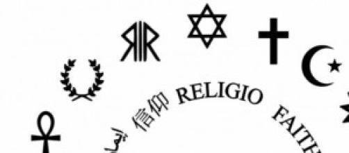 Immagine che richiama al pluralismo religioso.