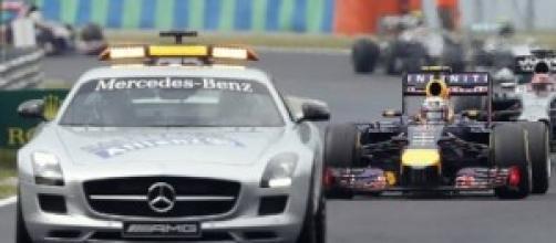 Trionfa Daniel Ricciardo su RedBull Renault.