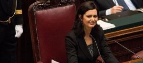 Riforma Pa e pensioni alla Camera, Laura Boldrini