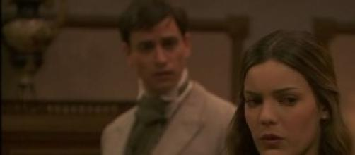 Soledad confessa a Olmo di Juan e della fuga.
