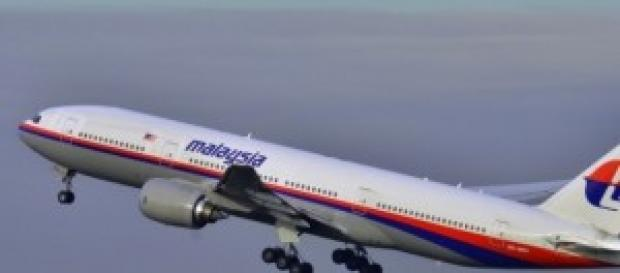 Malaysia Airlines Boeing Decollo