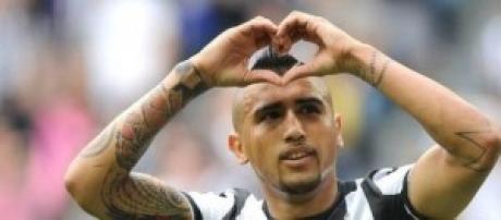 Vidal resta alla Juve, come cambia il mercato.