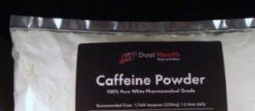 La cafeine pure est en vente libre sur Internet