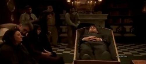 Il funerale di Juan Castaneda
