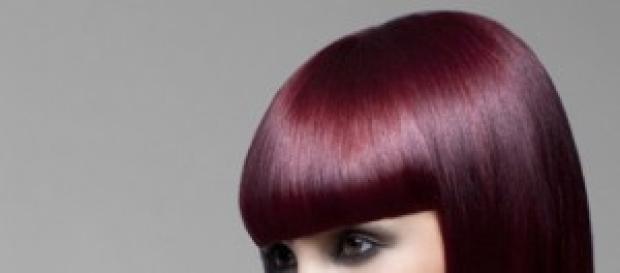 Tendenze capelli estate 2014, I colori per tagli mossi, ricci e lisci con  frangia e ciuffo