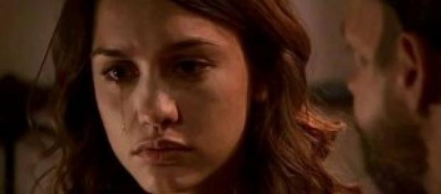Pepa è disperata per la bugia di Tristan