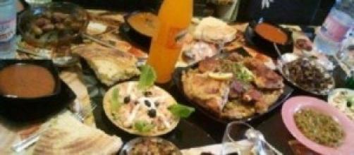 Les différents plats durant le mois de ramadan