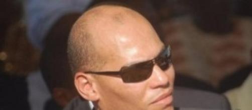 Karim Wade, fils de l'ex-président Abdoulaye Wade