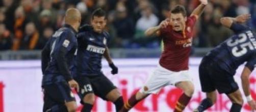 Roma-Inter, 2 agosto ore 19:00