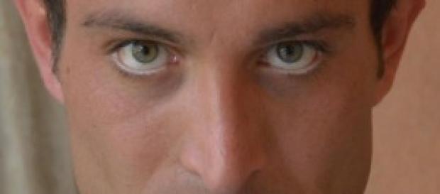 Claudio Bondatti giovane fotomodello e modello