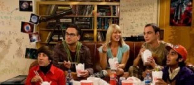 El elenco original de la serie.