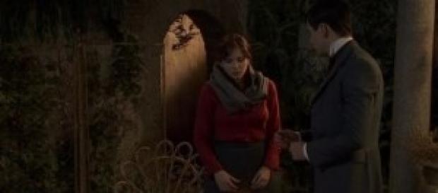 Olmo e Enriqueta preparano piano per uccidere Juan
