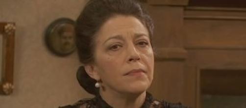 Donna Francisca semina dolore.