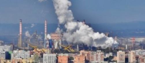 Stabilimento siderurgico tarantino