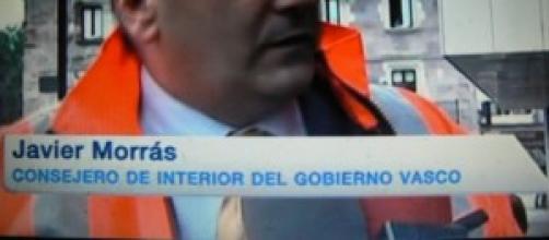 Consejero de Interior Comunidad Foral de Navarra