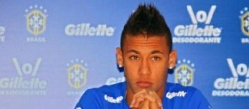 Infortunio e fine del Mondiale per Neymar