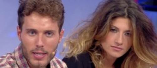 Manfredi e Giorgia, una delle coppie del reality