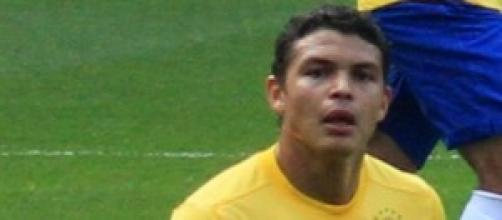 Thiago Silva capitano del Brasile