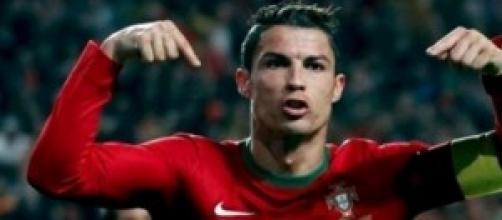 Cristiano Ronaldo è andato in vacanza a Mykonos