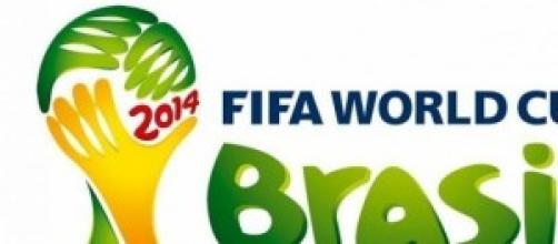 Il logo dei Mondiali di Calcio Brasile 2014