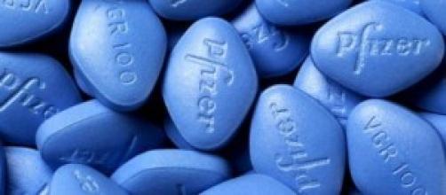Il Viagra prodotto dalla Pfizer
