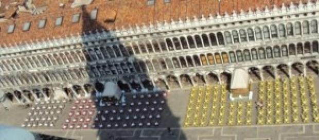 Venezia, Procuratorie: botteghe del caffé moderne