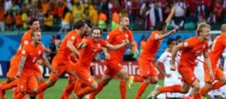 Holland can win this year's World Cup
