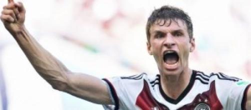 Muller, bomber della Germania